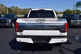 2018 ford f 150 platinum 0 white platinum crew cab pickup twin