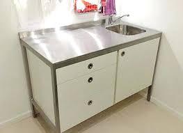 free standing kitchen sink cupboard freestanding cabinets ideas on foter
