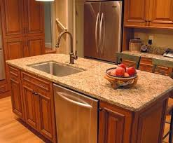 kitchen island with dishwasher and sink picturesque island sink and dishwasher houzz in kitchen with