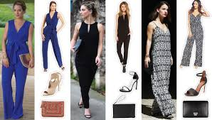 how to wear a jumpsuit how to wear jumpsuit style tips summer jumpsuits