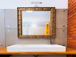 framing bathroom mirror ideas bathroom large framed bathroom mirrors oval bathroom mirror ideas