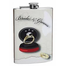 and groom flasks groom customized ivory wedding flask flasks