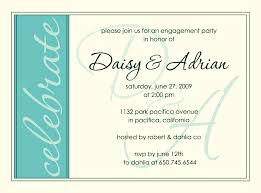 Content For Invitation Card Engagement Party Invitations Wording Vertabox Com
