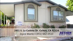 Homes For Rent In California by For Sale Mobile Home In Colton Ca Action Mobile Homes Joyce