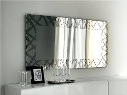 mirrors large contemporary silver mirror 145 best oversized