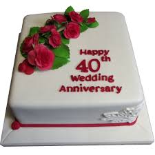 Wedding Anniversary Cakes Anniversary Cakes Cakes Individually Iced