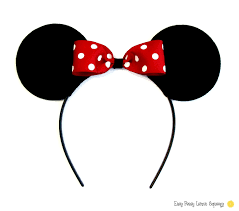 deluxe minnie mouse ear headbands