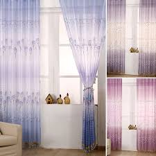 Room Divider Panel by Candy Color Assorted Sheer Curtains Window Room Divider Panel