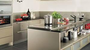 paillasse cuisine plan de travail évier mitigeur côté maison