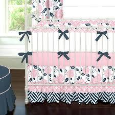 contemporary baby bedding modern blossom baby crib bedding by migi
