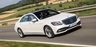 mercedes benz s class six cylinder and v12 models detailed