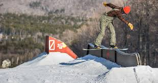 How To Build A Tabletop Jump Out Of Wood by How To Build A Pow Booter Jump Transworld Snowboarding