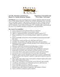 how to write a waitress resume resume peppapp