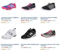 amazon nike running shoes black friday sale up to 60 off women u0027s new balance shoes on amazon prices from