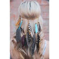 bohemian headbands feather headband coachella boho feather headband feather headpiece