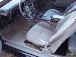 1985 chevrolet camaro iroc z interior photo 44741399 gtcarlot com