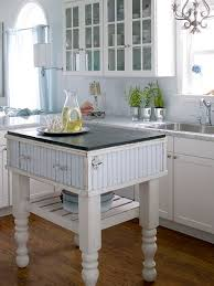 cabinets the vintage kitchen island with slab of black soapstone