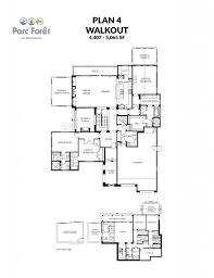 semi custom floor plans parc forêt at montrêux