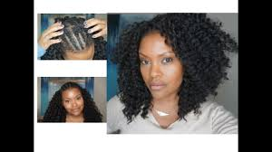 hair for crochet weave very quick easy crochet braids alopecia fine hair thinning hair