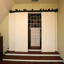 3 Door Closet 3 Door Sliding Bypass Closet Doors Sliding Doors Ideas