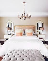 Pink Gold And White Bedroom Interior Designer The Design Co Toronto Rooms For Slumber