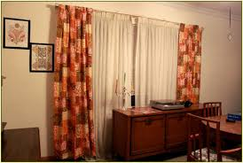 mid century modern curtains curtain ideas