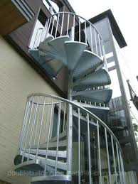 outside stairs design china hot dipping galvanized spiral staircase outside stairs design