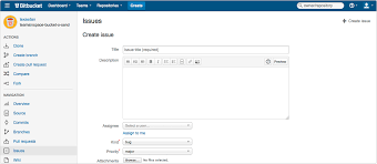 website bug report template use the issue tracker atlassian documentation fill in the fields on the issue form