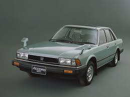 1985 honda accord honda accord ex r sedan 1982 1985 design interior exterior