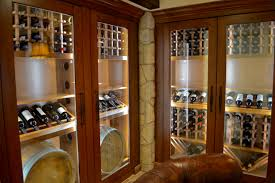 laguna beach refrigeration for custom wine cabinets