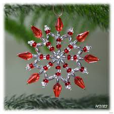 1699 best snowflake ornaments images on snowflake