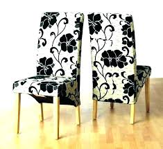 high back dining chair slipcovers back chair slipcovers re program
