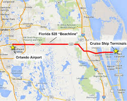 map port port canaveral port overview parking terminals and maps