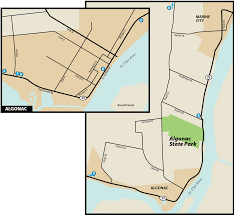 halloween city lapeer algonac state parkmaps u0026 area guide shoreline visitors guide