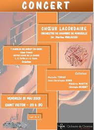 orchestre de chambre de marseille billetterie concert victor