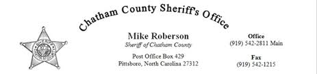 apply to carry concealed weapon chatham county nc