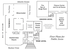 Fitness Center Floor Plans Meeting Room Floor Plans And Capacities Stage Neck Inn