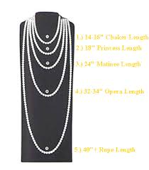 pearl necklace lengths images Chic pearls fashion tips and guidelines for pearls gif