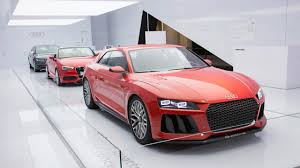 audi sports car bbc autos audi sport quattro laserlight concept dazzles at ces