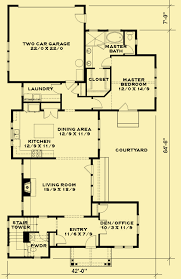craftsman floorplans craftsman house plans mountain style home with courtyard