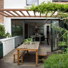 decking ideas for gardens garden decking ideas to inspire you