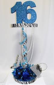 Decorations For Sweet 16 Sweet 16 Party Table Decorations Awesome Events Blog
