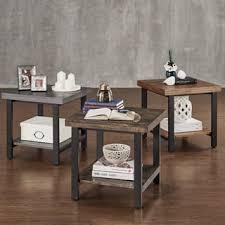 Stainless Steel Nightstand Metal Nightstands U0026 Bedside Tables Shop The Best Deals For Dec