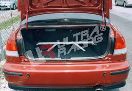 2000 honda civic struts ultra racing 4 point rear strut bar rear tower bar 1996 2000