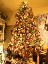 christmas tree inspiration at park hill home southern fried gal