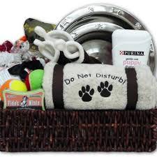 dog gift baskets pet baskets unique gift baskets