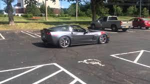 corvette clutch burnout corvette burnout fail lol