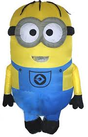 online get cheap inflatable minion costume aliexpress com