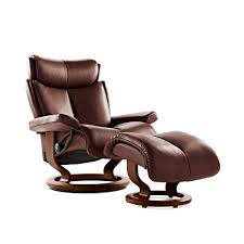 Stressless Magic Chair  Stool  Cookes Furniture