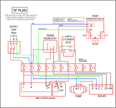 central heating valve wiring diagram on images free in boiler s
